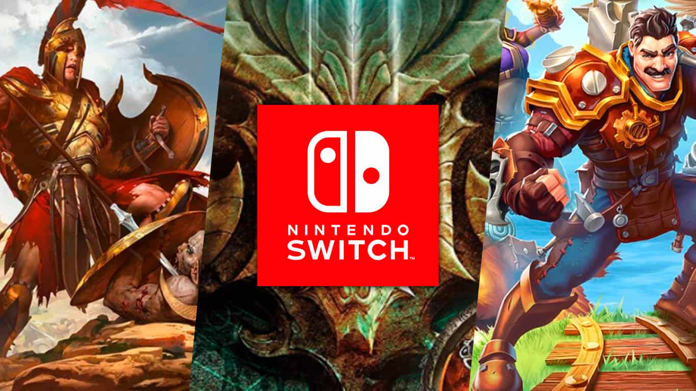 6 Best Nintendo Switch Games Like Diablo