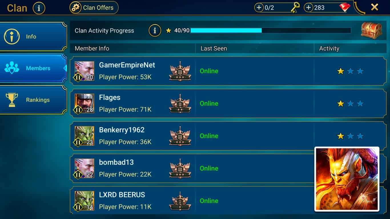 RAID: Shadow Legends – Clan Guide: How To Leave, Create, Etc.