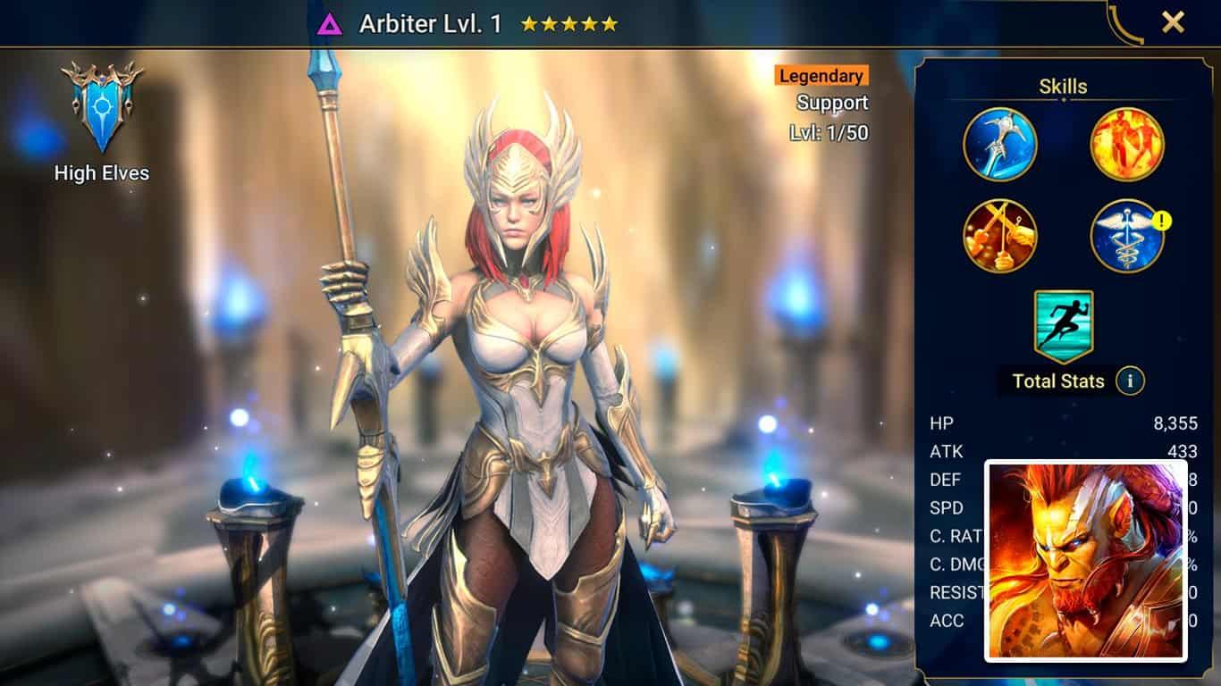 RAID: Shadow Legends – How To Get Legendary Champions