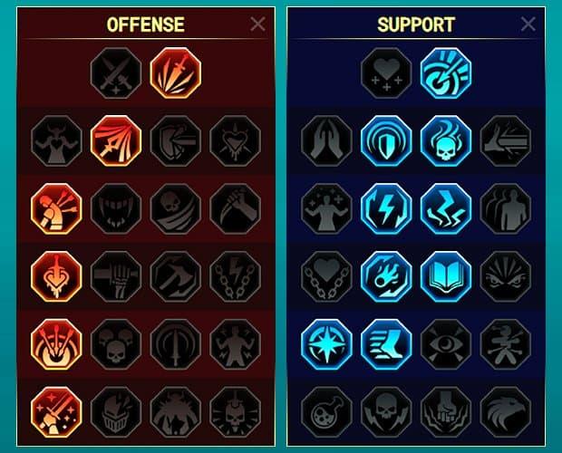 RAID Shadow Legends Shaman Masteries Build