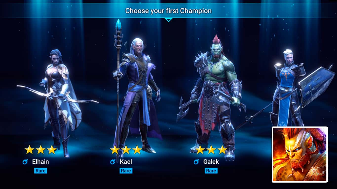 RAID: Shadow Legends – What Is The Best Starter Champion?