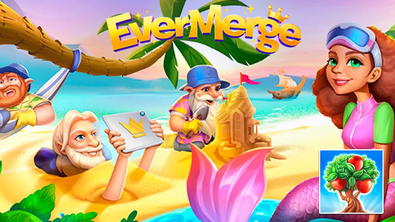 Read more about the article How To Download & Play EverMerge On PC (2021)