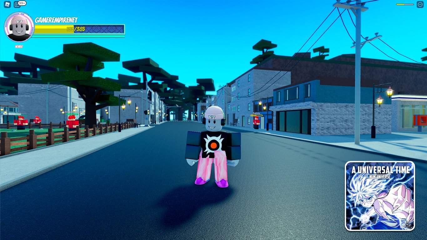 You are currently viewing A Universal Time (Roblox) – Codes List (October 2021) & How To Redeem Codes