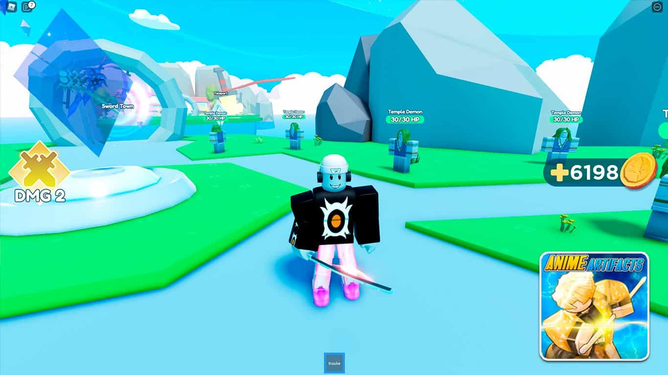 Read more about the article Anime Artifacts Simulator (Roblox) – Codes List (October 2021) & How To Redeem Codes