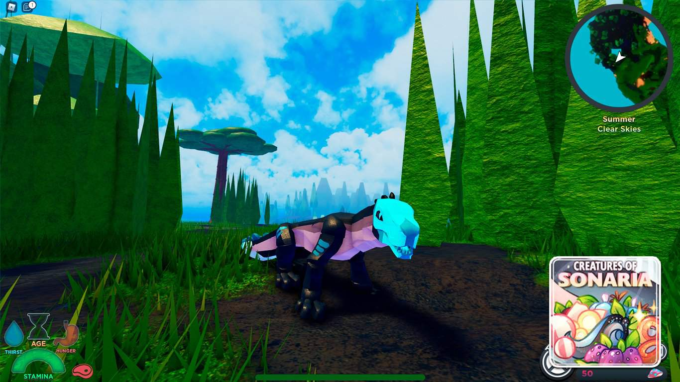 Read more about the article Creatures of Sonaria (Roblox) – Codes List (October 2021) & How To Redeem Codes