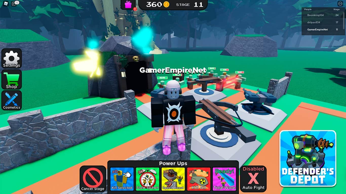 Read more about the article Defender's Depot (Roblox) – Codes List (October 2021) & How To Redeem Codes