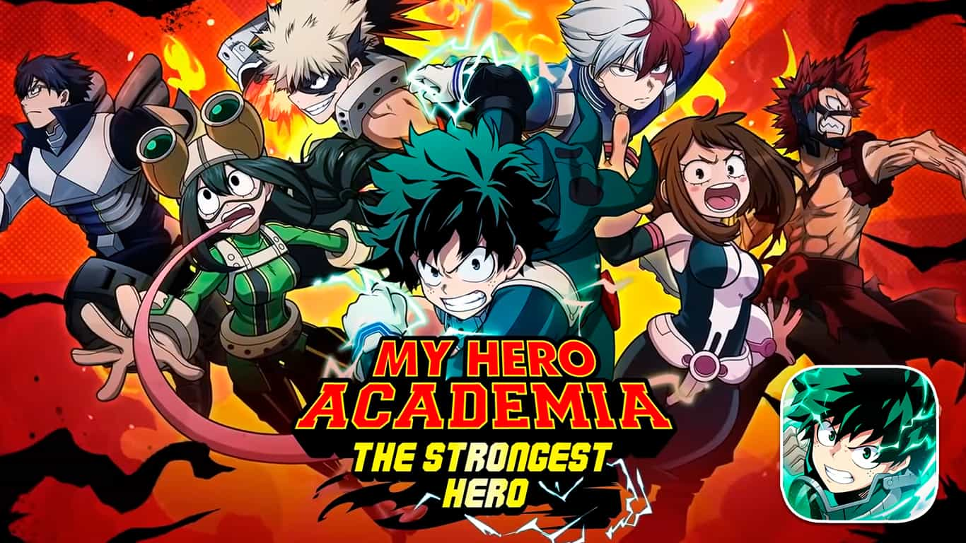 You are currently viewing How To Download & Play My Hero Academia: The Strongest Hero On PC (2021)