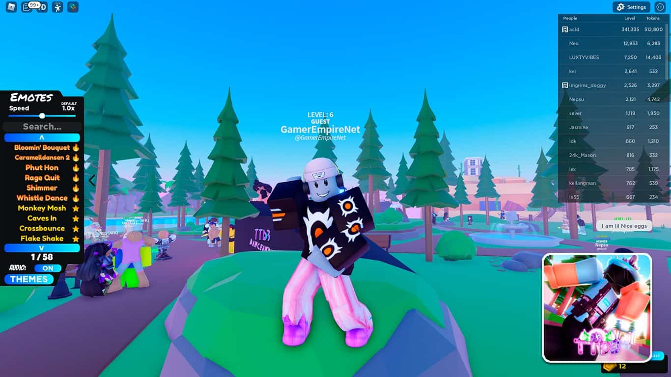 Read more about the article TTD 3 (Roblox) – Codes List (October 2021) & How To Redeem Codes