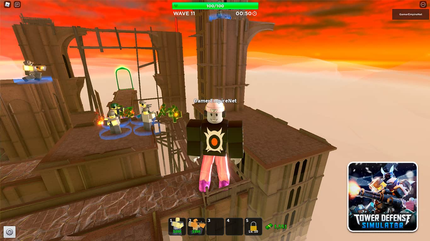 Read more about the article Tower Defense Simulator (Roblox) – Codes List (September 2021) & How To Redeem Codes