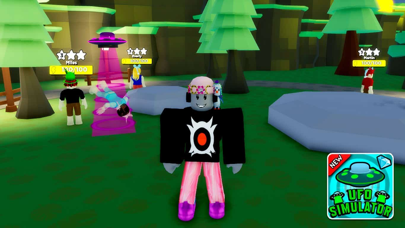 Read more about the article UFO Simulator (Roblox) – Codes List (October 2021) & How To Redeem Codes