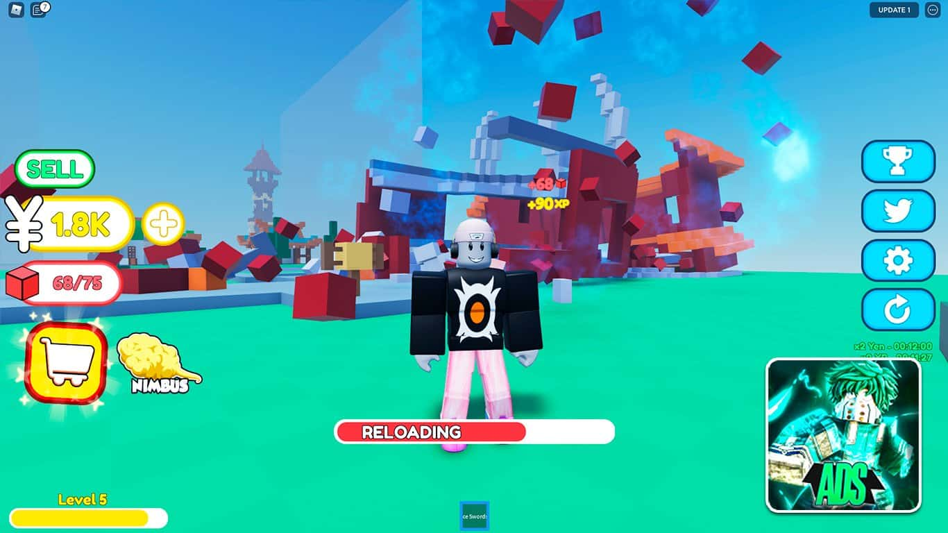 Read more about the article Anime Destruction Simulator (Roblox) – Codes List (October 2021) & How To Redeem Codes