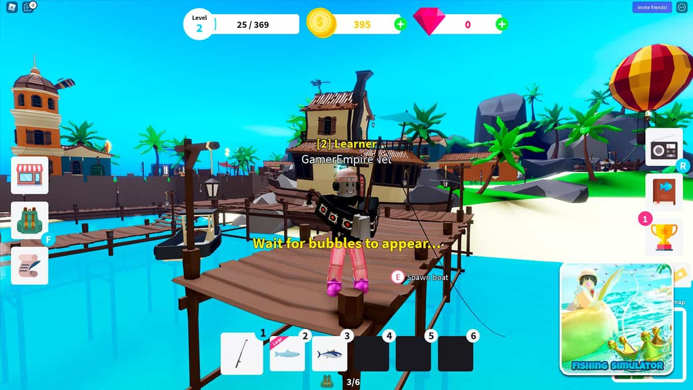Read more about the article Fishing Simulator (Roblox) – Codes List (October 2021) & How To Redeem Codes