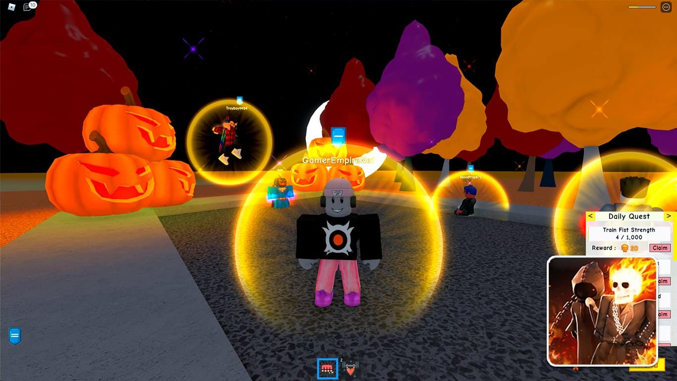 Read more about the article Super Power Training Simulator (Roblox) – Codes List (October 2021) & How To Redeem Codes